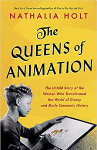 The Queens of Animation book cover